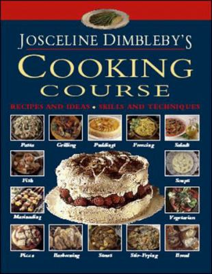 Josceline Dimbleby's Cooking Course Hb