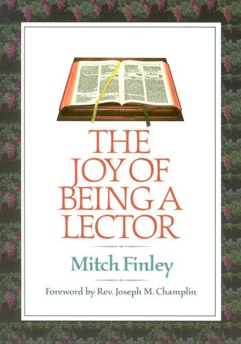 Joy of Being a Lector 9781878718570