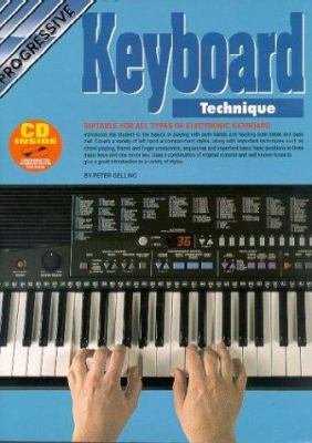Keyboard Technique Bk/CD: Suitable for All Types of Electronic Keyboard 9781875690732