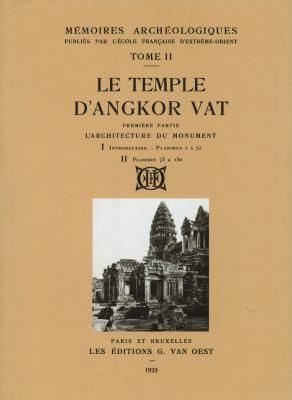 Le Temple D'Angkor Vat 3 Volume Set
