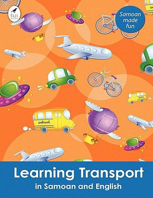 Learning Transport in Samoan and English 9781877547805