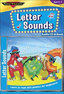 Letter Sounds [With Paperback Book] 9781878489111