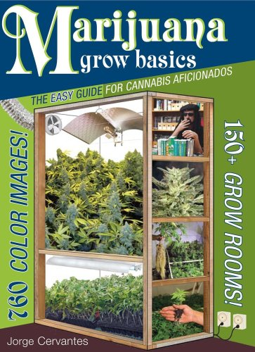 Marijuana Grow Basics: The Easy Guide for Cannabis Aficionados 9781878823373
