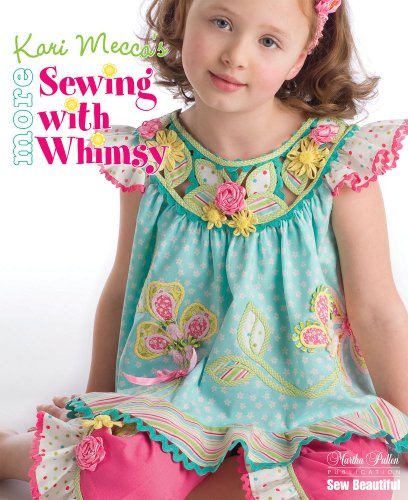 More Sewing with Whimsy 9781878048615