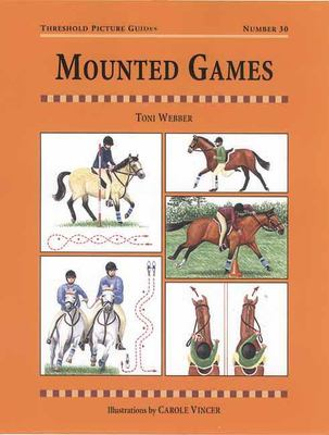 Mounted Games 9781872082608
