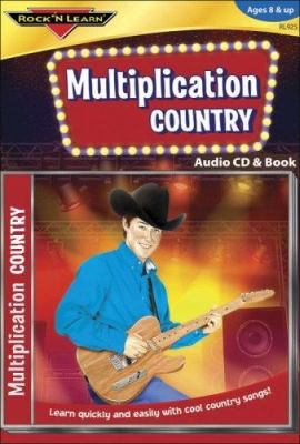 Multiplication Country [With Book(s)] 9781878489258