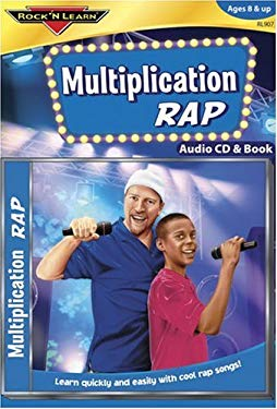 Multiplication Rap [With Book(s)] 9781878489074