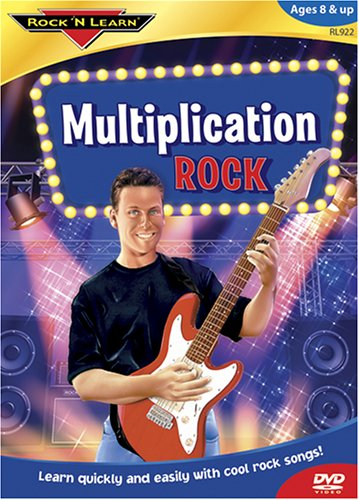 Multiplication Rock 9781878489227
