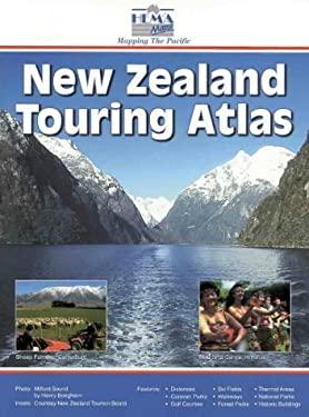New Zealand Road Atlas 9781875992904