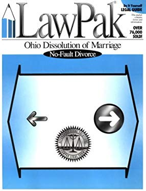 Ohio Dissolution of Marriage 9781879421059
