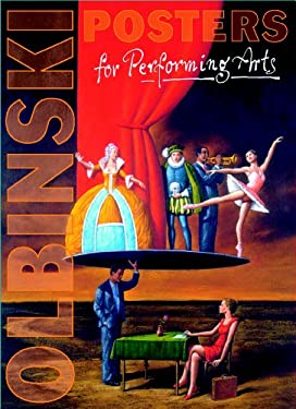 Olbinski Posters for Performing Arts 9781878768049