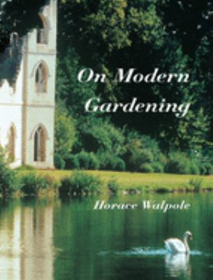 On Modern Gardening 9781873429839