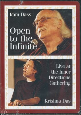 Open to the Infinite: Live at the Inner Directions Gathering 9781878019295