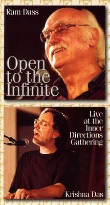 Open to the Infinite: Live at the Inner Directions Gathering 9781878019110