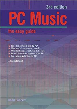 PC Music - The Easy Guide 9781870775205
