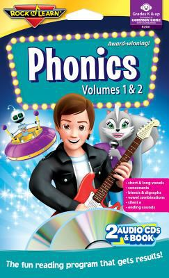 Phonics Vol I & II [2 CDs with Book] [With Book] 9781878489012