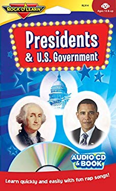 Presidents & U.S. Government [With Book] 9781878489142