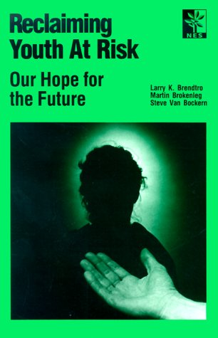 Reclaiming Youth at Risk: Our Hope for the Future 9781879639058