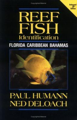 Reef Fish Identification: Florida Caribbean Bahamas 9781878348302