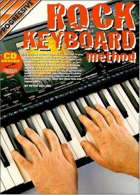 Rock Keyboard Method Bk/CD 9781875690602