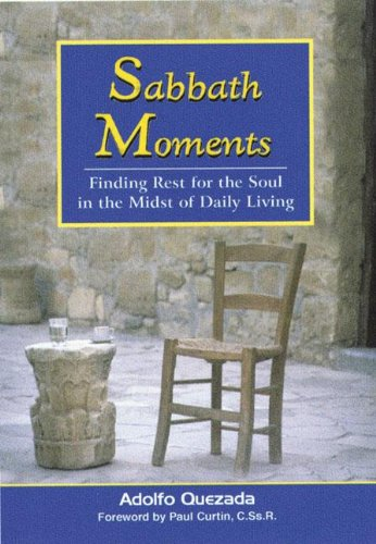 Sabbath Moments 9781878718808