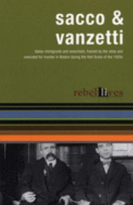 Sacco & Vanzetti 9781876175856