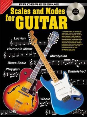 Scales and Modes for Guitar 9781875690589