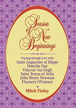 Season of New Beginnings 9781878718327