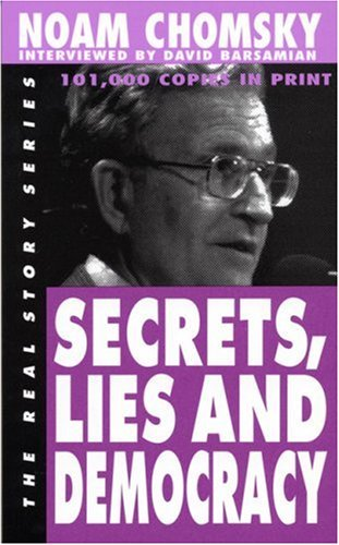 Secrets, Lies and Democracy 9781878825049