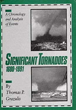 Significant Tornadoes, 1680-1991