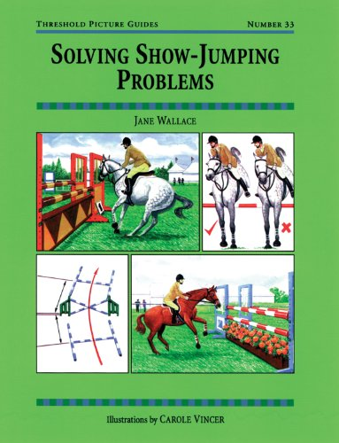 Solving Show Jumping Problems 9781872082660