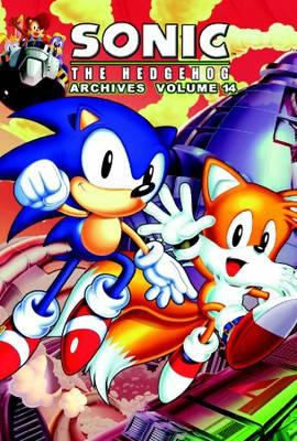 Sonic the Hedgehog Archives 14 9781879794597