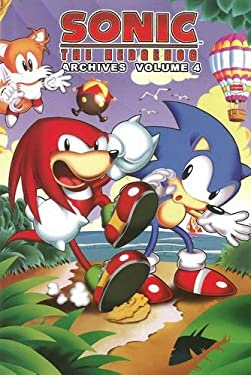 Sonic the Hedgehog Archives: Volume 4 9781879794245