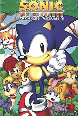 Sonic the Hedgehog Archives: Volume 1 9781879794207
