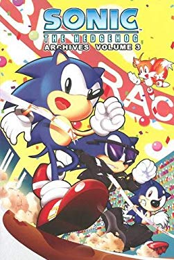 Sonic the Hedgehog Archives: Volume 3 9781879794221
