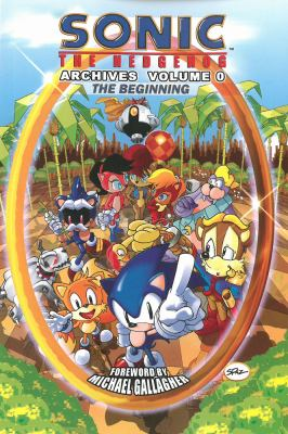 Sonic the Hedgehog Archives, Volume 0: The Beginning 9781879794412