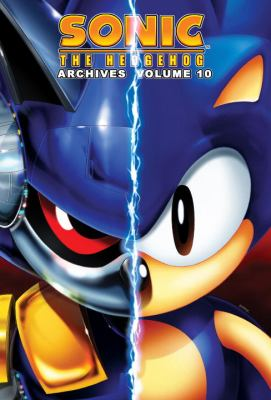 Sonic the Hedgehog Archives, Volume 10 9781879794399