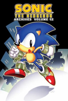 Sonic the Hedgehog Archives, Volume 12 9781879794535