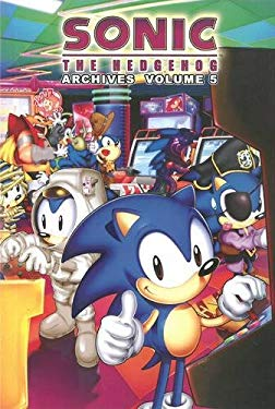 Sonic the Hedgehog Archives 5 9781879794269