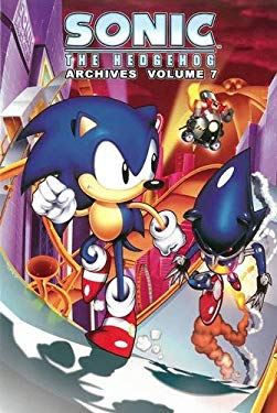 Sonic the Hedgehog Archives, Volume 7 9781879794306