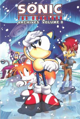 Sonic the Hedgehog Archives, Volume 8 9781879794320
