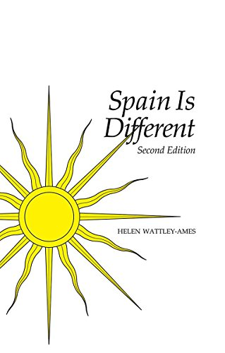 Spain Is Different 9781877864711