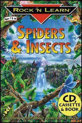 Spiders & Insects [With Book and Cassette] 9781878489555