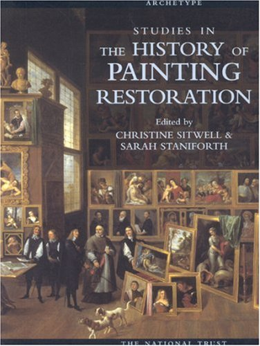 Studies in the History of Painting Restoration 9781873132463