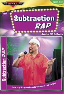 Subtraction Rap [With Book(s)] 9781878489104
