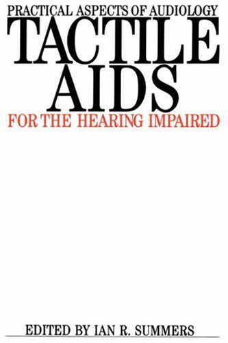 Tactile AIDS for the Hearing Impaired 9781870332170
