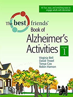 The Best Friends Book of Alzheimer's Activities 9781878812889