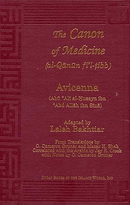 Canon of Medicine 9781871031676