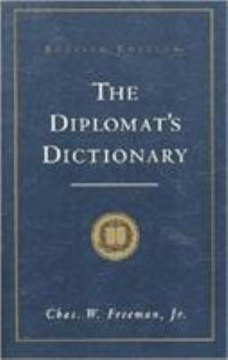 The Diplomat's Dictionary 9781878379665