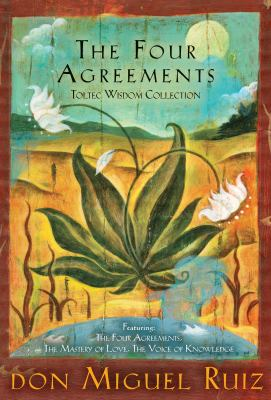 The Four Agreements Toltec Wisdom Collection: 3-Book Boxed Set 9781878424587